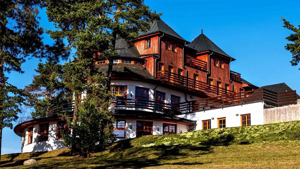Hotel Vítkova hora Veitsberg